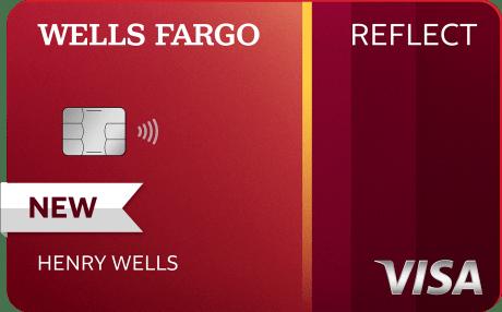 Wells Fargo Reflect Card