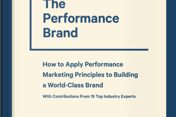 The performance brand book