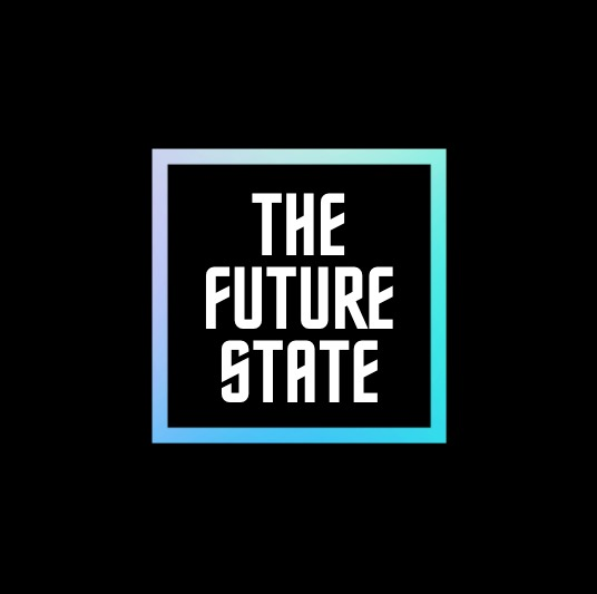 The future state of podcast logo