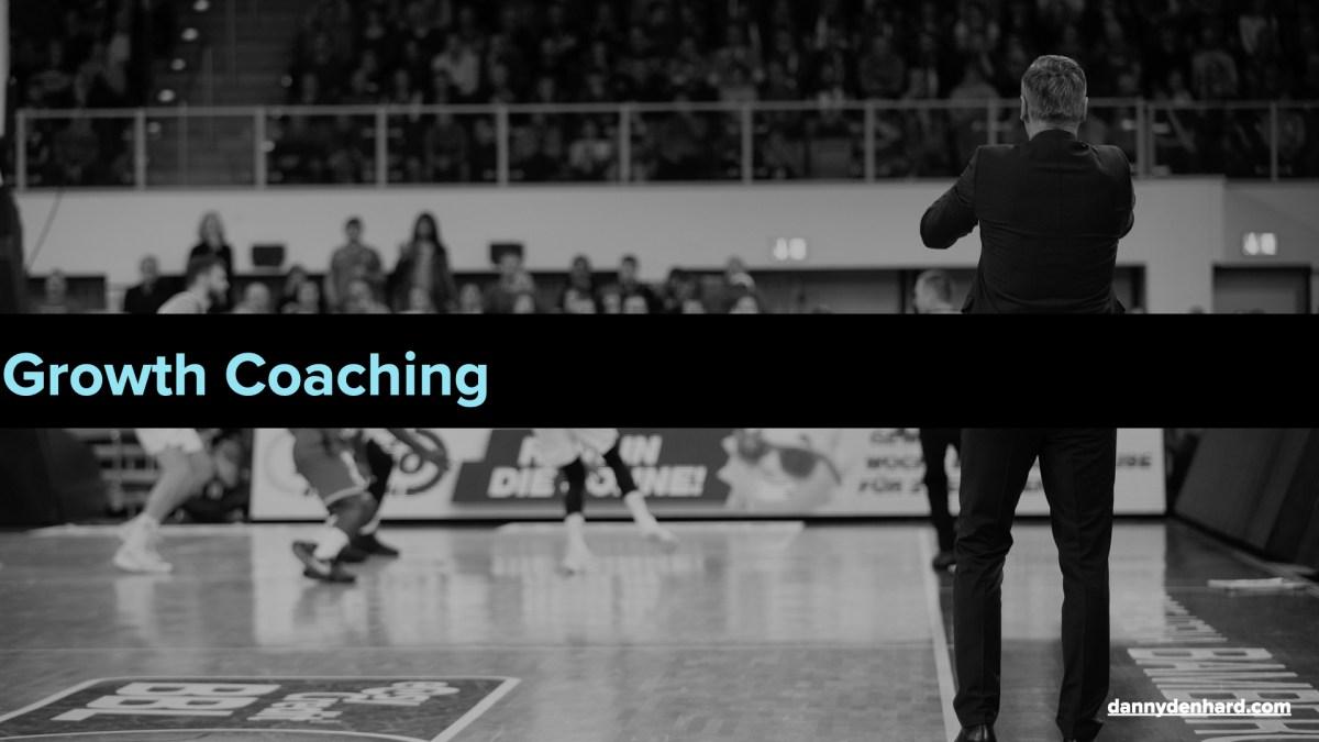 Danny Denhard Growth Coaching