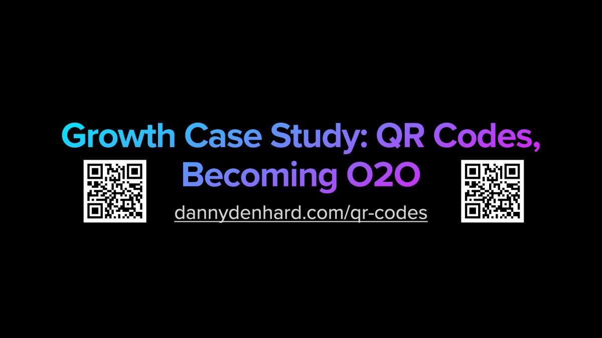 Growth case study qr codes