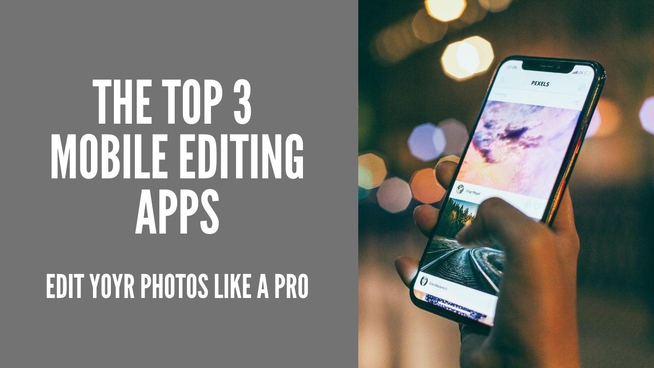 mobile editing
