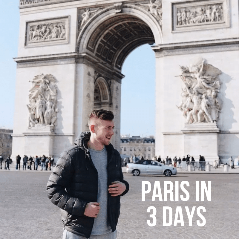 Top 10 things to do in Paris – The ultimate city guide! via @dannyexplores