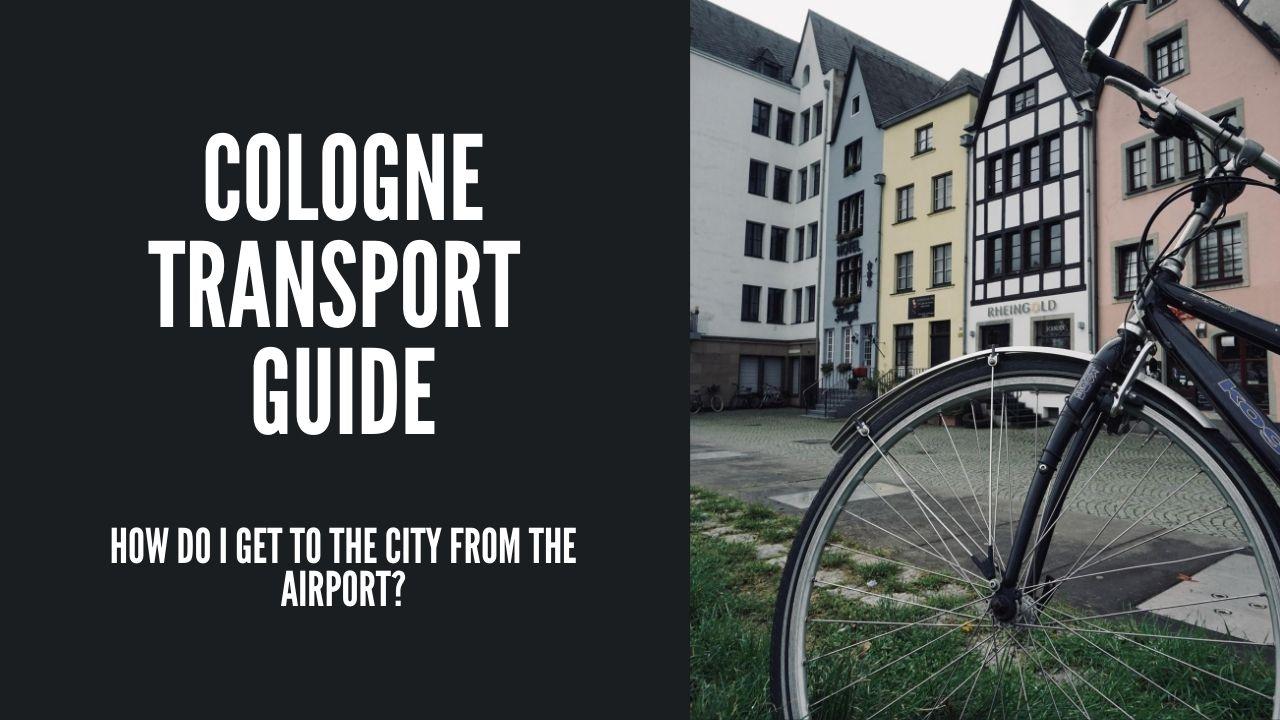 Cologne transport
