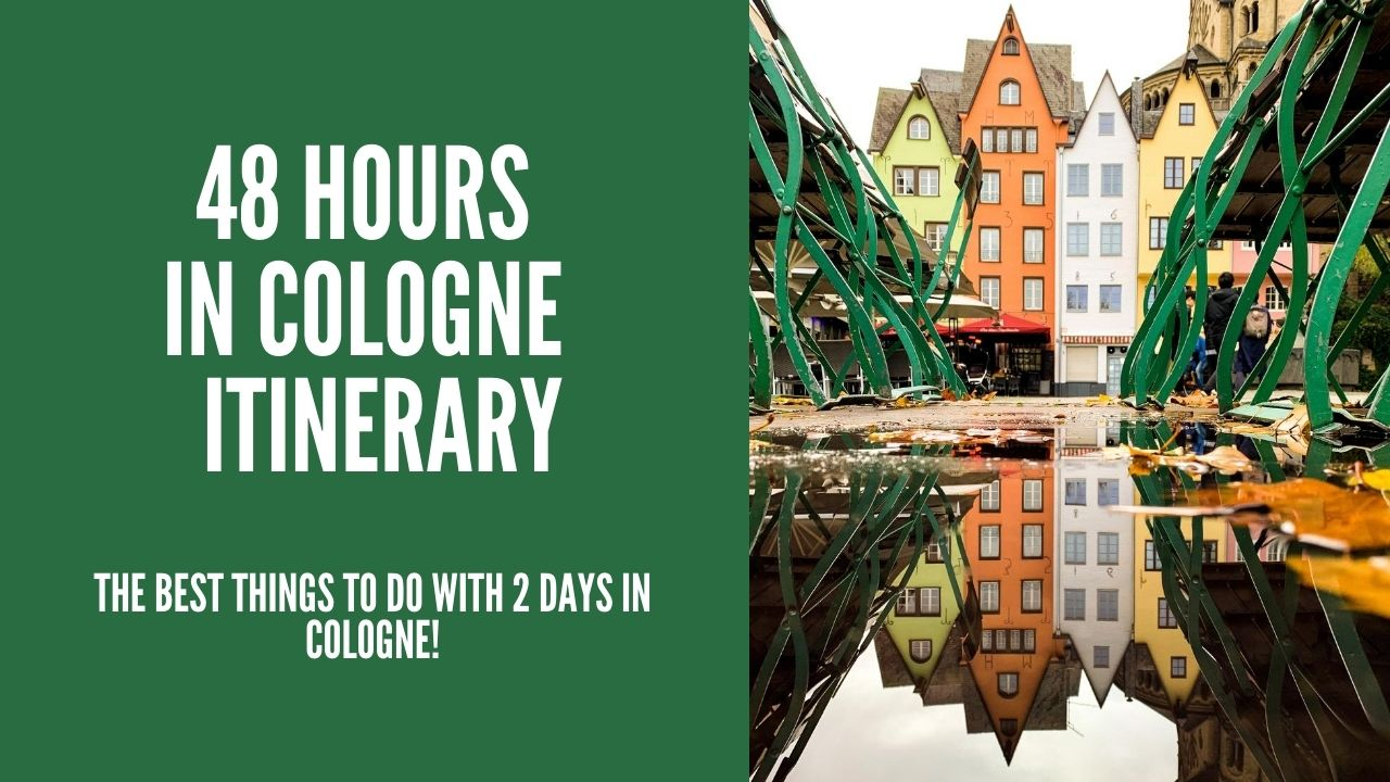 cologne itinerary