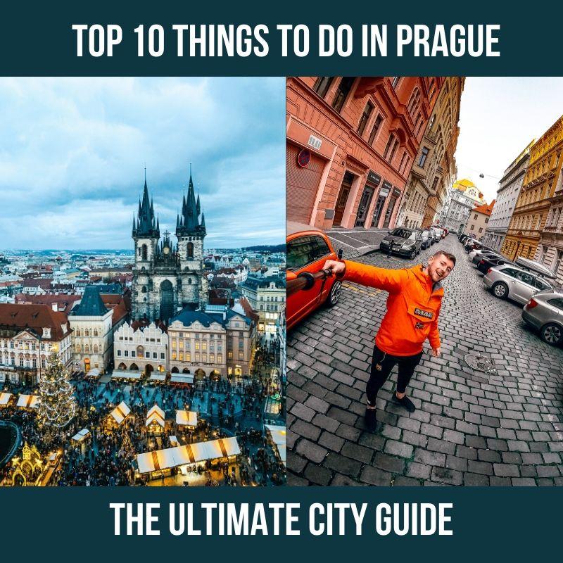 Prague - PIN IT
