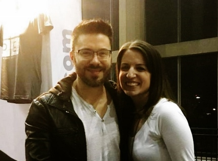 Danny Gokey and Jill 2016 (430x318)