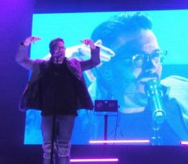 Danny Gokey on the Very Next Thing Tour