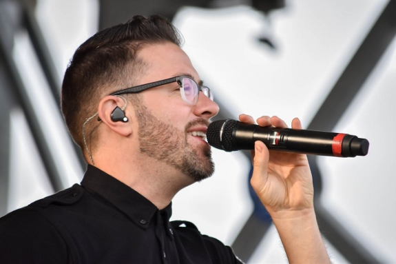 Danny Gokey in concert by Grace Fershee