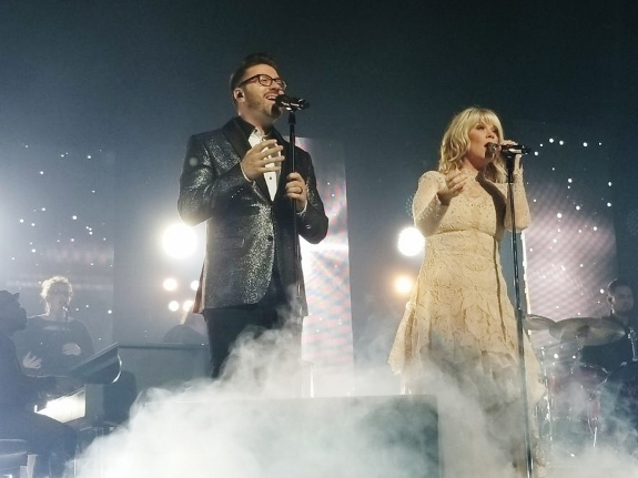Danny Gokey and Natalie Grant Celebrate Christmas