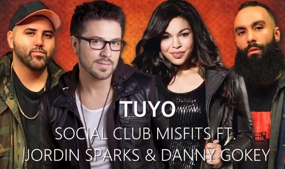 Social Club Misfts with Danny Gokey and Jordin Sparks