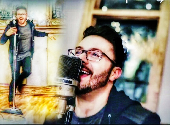 Composite photo from Danny Gokey's If You Aint in It by Renee