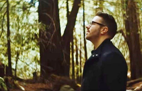 Screenshot from Danny'Gokey's Masterpiece video