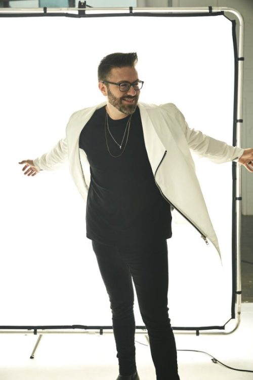 Danny Gokey Photoshoot for Hope Encounter Tour