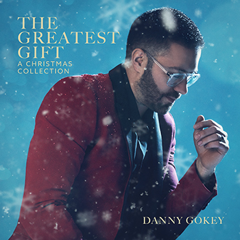 Christmas Album Cover Art.Danny Gokey News Danny Gokey Fansite We Re Not