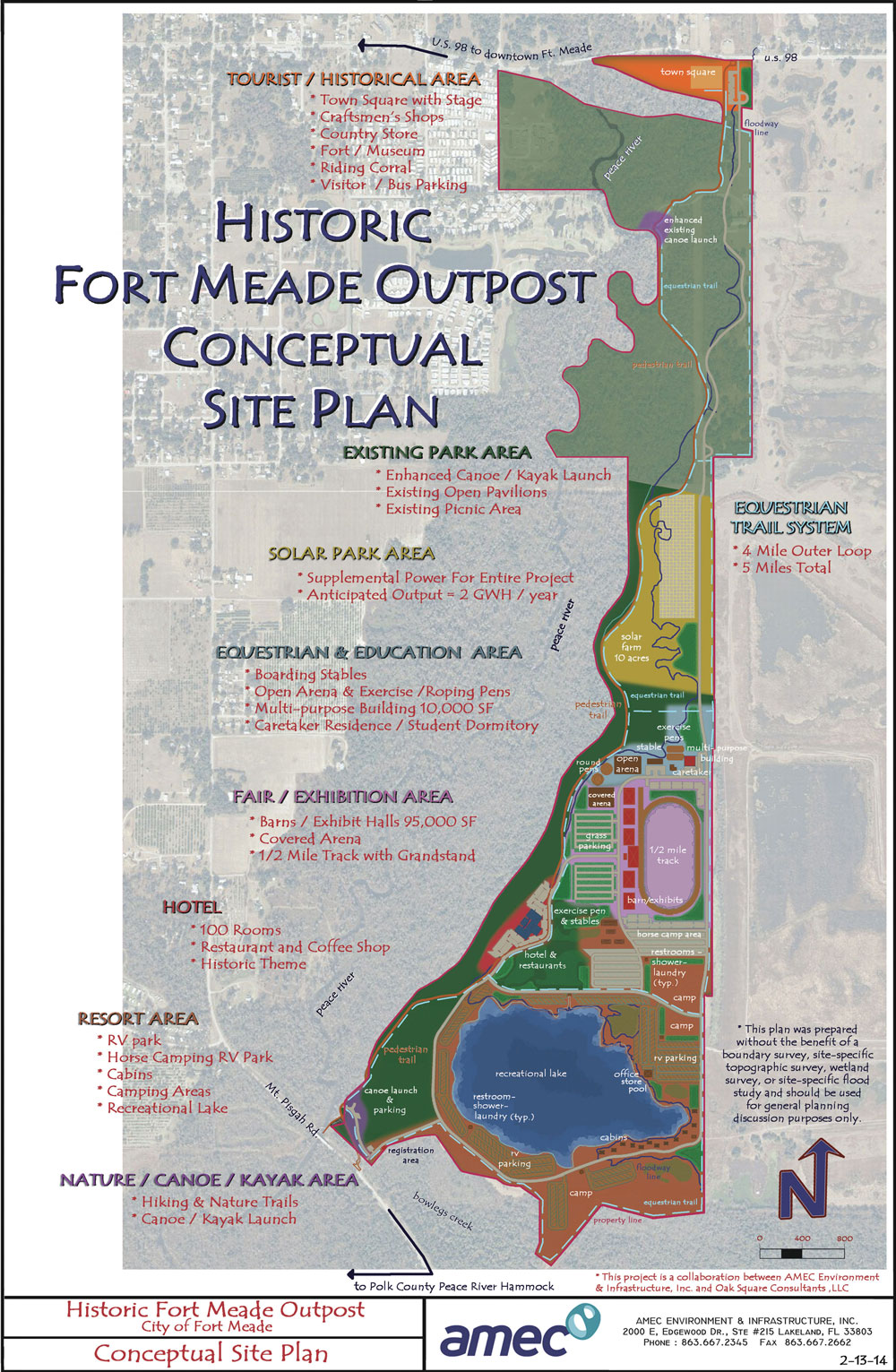 The Historic Fort Meade Outpost is a new tourist destination