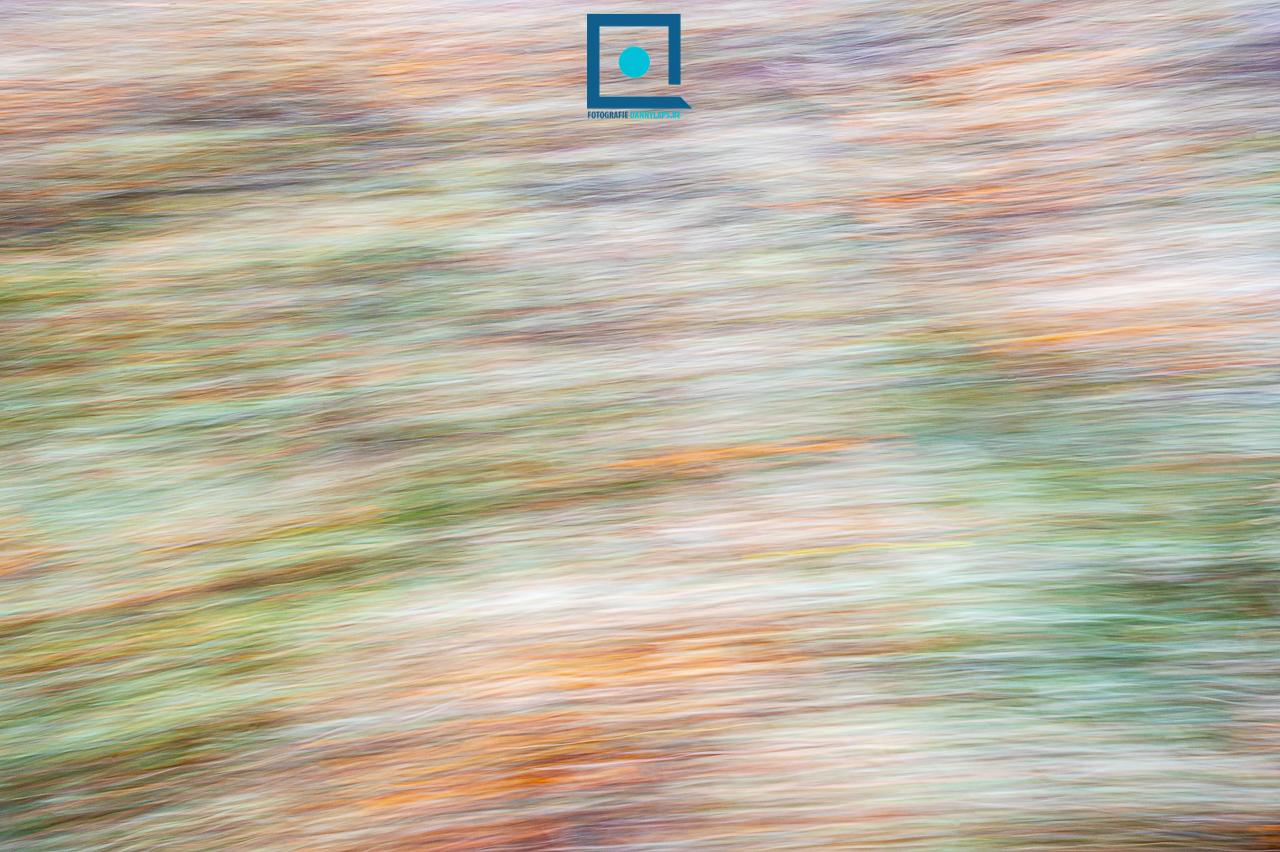 Fotografie is schrijven met licht - hefst in beweging
