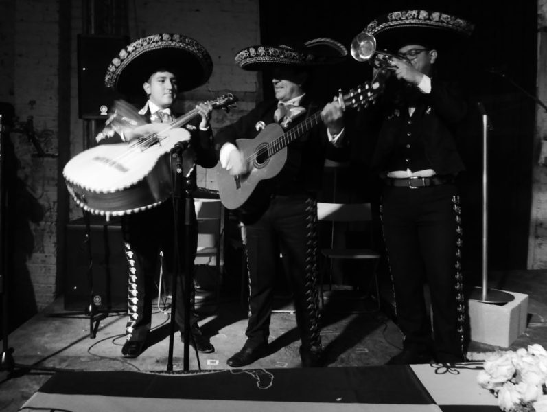 The World's Smallest Mariachi Band Playing Just For You