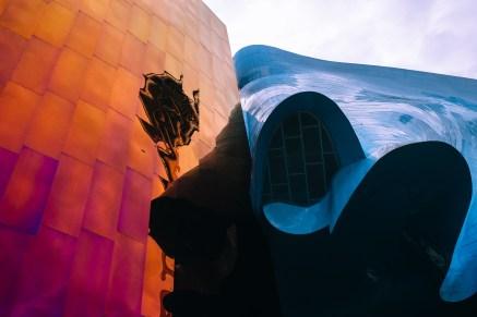 Museum of Pop Culture. Seattle, WA. June 9, 2017.