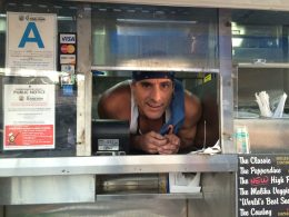 The Other Guy - TV Pilot - Tito Taco truck