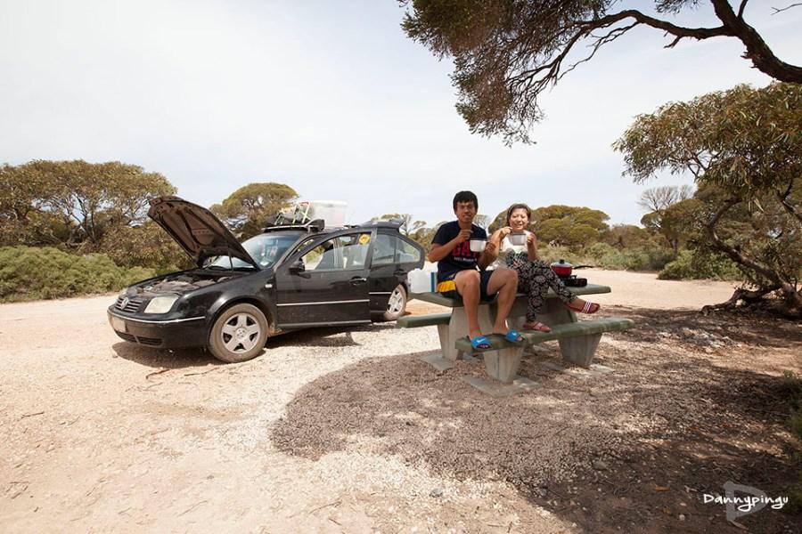 澳洲環澳旅行物品