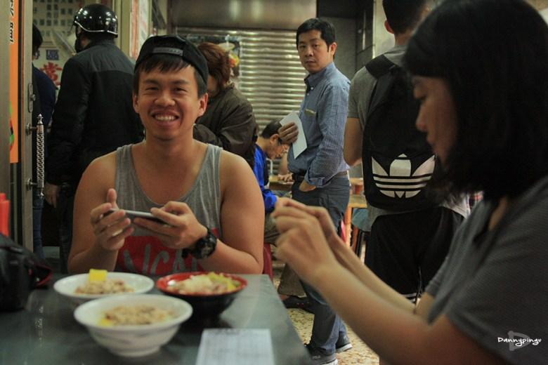 韓國人到嘉義東市場品嚐美食
