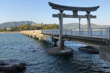 日本遊學 |岡崎近郊景點 蒲郡竹島半日遊