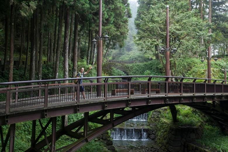 阿里山鄉林拱橋