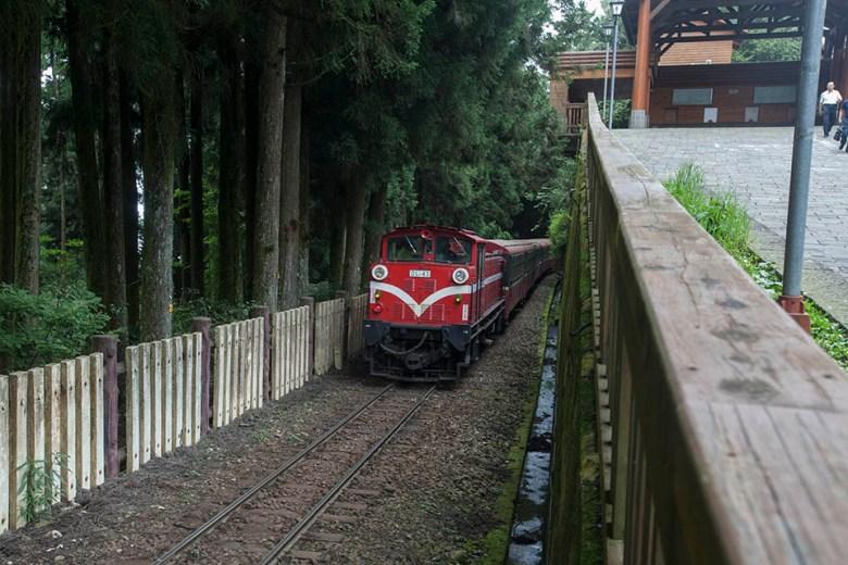 阿里山森林火車