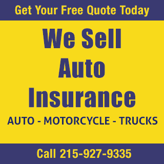 We Sell Auto Insurance, Motorcycle Insurance and Truck Insurance
