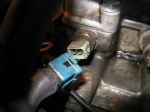 (ECT)  Engine Coolant Temperature Sensor  Function
