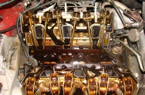 Chevy Engine Diagram Pushrods On G M 3 1 3 4 Engines This Is Still Going On