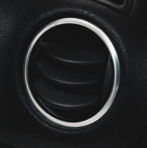 A car air con vent.  Taken from an article by DannyUK.com