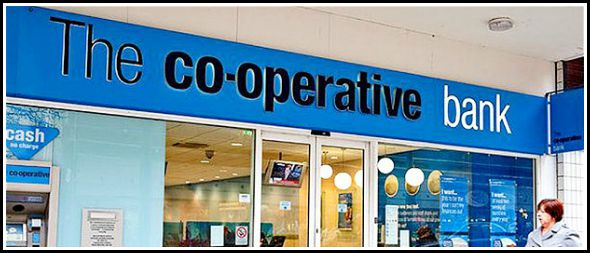 Death in the Co-op Bank