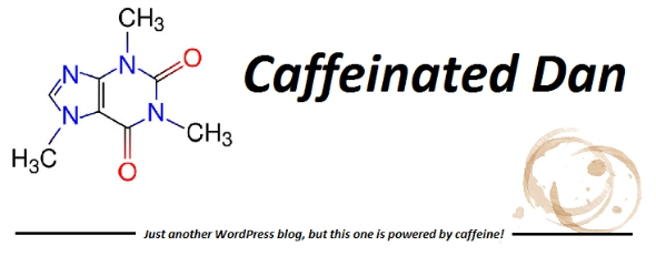 Caffeinated Dan logo old