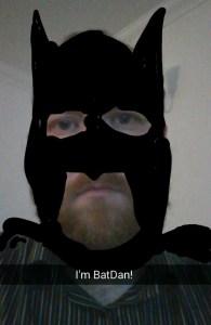 Snapchat BatDan