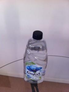 Worst Christmas present - Comfort Vaporesse Ironing Water