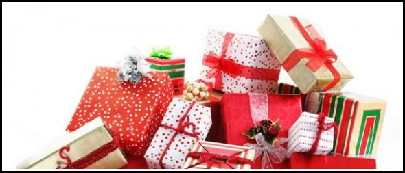 Hiding Christmas presents – Secret gift location for children