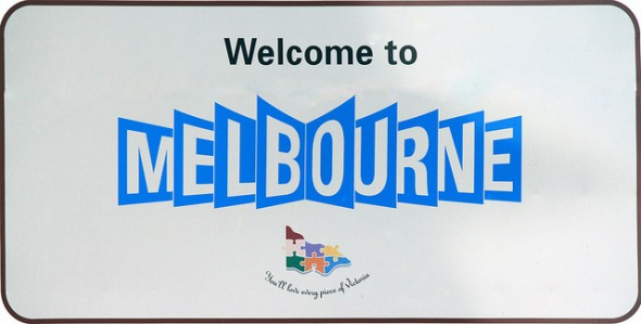 Melbourne logo