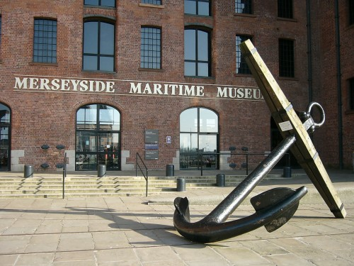 Merseyside Maritime Museum - taken from http://liverpoolstudy.wordpress.com/ - The Liverpool Old Dock Tour