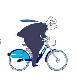 Boris bikes – funny vandalism