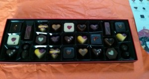 Hotel Chocolat chocolates review – A selection of the chocolates