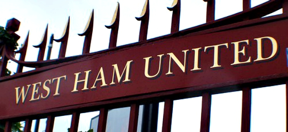 West Ham press conference - The West Ham gate by toastbrot81 on Flickr. Taken from the article Translating west ham press conference spin into English by DannyUK.com