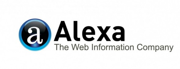 Alexa logo - A good way to measure website popularity. Taken from the article Google Pagerank vs Domain Authority by DannyUK.com