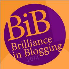 Brilliance In Blogging Award 2014 BiBs 2014 - Taken from a post by DannyUK.com