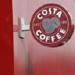 Round Costa Coffee sign icon 150x150