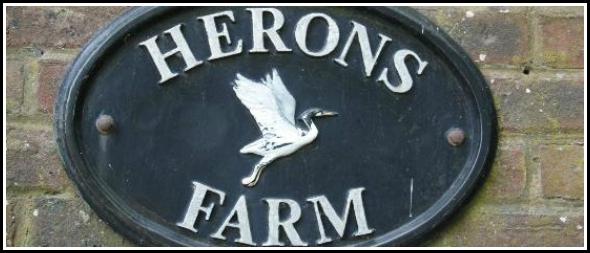 The Barn at Herons Farm – PR at its worst