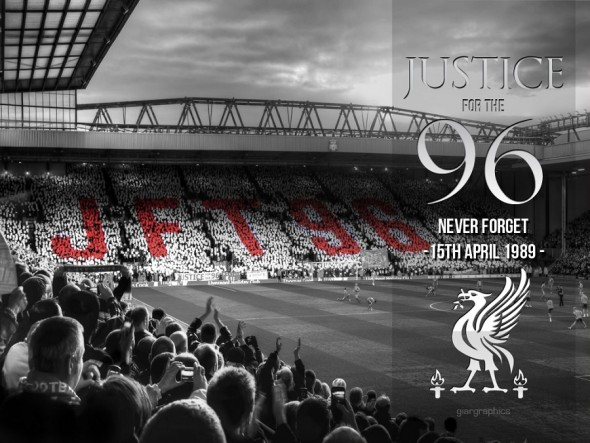 Hillsborough - JFT96 - Taken from the article Hillsborough 25 years on by DannyUK.com. Image courtesy of @ste_halliwell11