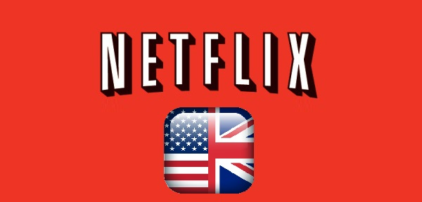Watch American Netflix in UK