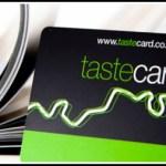 Taste Card – Half price food at thousands of restaurants